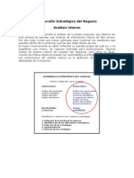 Analisis Interno y Definiciones