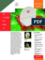 Prodelin 1.8 M KU-BAND ANTENNA Serie 1194-990 Datasheet