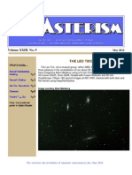 Aster is m Newsletter May
