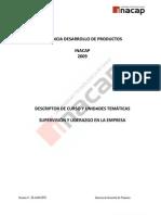 RRHH-Supervision y Liderazgo en La Empresa