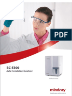 BC-5300 Brochure English