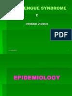 Dengue Fever, Epidemiology