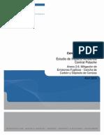 Mitigacion de Emisiones Fugitivas- Canchas de Carbon y Depositos de Cenizas