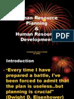 HRP & HRD