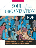 The Soul of an Organization