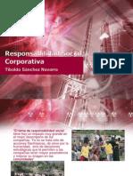 Responsabilidad Social Corporativa Tibaldo