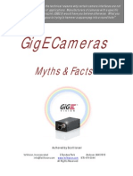GigECameras Myths Facts