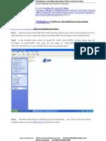 MB Carsoft 7 4 Multiplexer User Manual