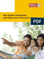 Bachat Moneyback Plan Brochure WEB
