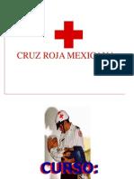 Acciones 6 Normal Cruz Roja Mexicana
