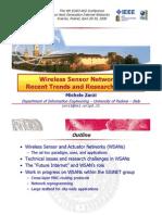 Wireless Adhoc Networks