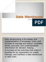 Data Warehouse Final Report