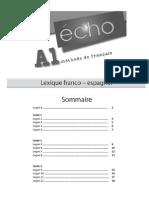 038563 Lexique Francais Espagnol