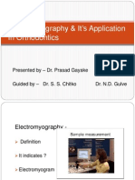 Electromyography & It's Application In Orthodontics