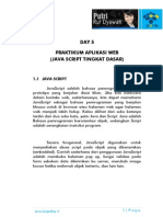Membuat Konversi Nilai & Menentukan Bilangan Ganjil dengan Batasan Menggunakan Java Script
