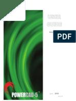 PowerCad Manual