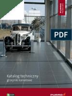 Purmo Katalog Techniczny Grzejniki Kanalowe AQUILO 06 2012 PL