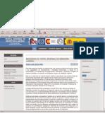 Portal Regional de Inserción Laboral (web)