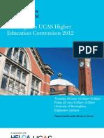 Birmingham Convention Guide 2012