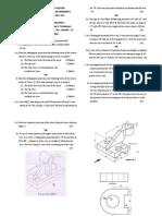 Model-1 Question Paper Eg