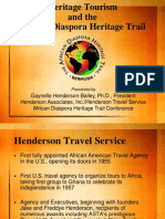 AFRICA TRAVEL PRESENTATION AT ADHT CONFERENCE 2009