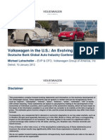 Volkswagen+in+the+US+ +an+Evolving+Growth+Story