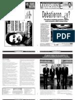 Versión impresa del periódico El mexiquense 11 junio 2012