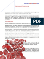 erythrocytosis-polycythemia