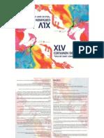 """XLV Certamen Nacional de Pintura """"Vila de Sant Joan"""""""