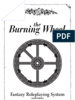 Burning Wheel Hub