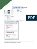 Archivos Compartidos en Windows 7
