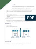 Term Finance Certificate
