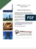 Hydraulics of Bridge Waterways