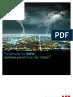Paratonnerre-Helita GammePULSAR BR