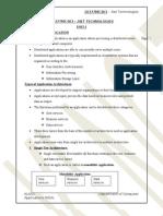 DOTNET Technologies Monograph