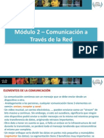 T02 - COMUNICACIÓN A TRAVÉS DE LA RED