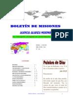 Boletin de Misiones 11-06-2012
