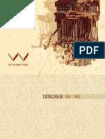Wits University Press Catalogue