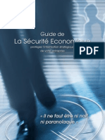 Guide de La Securite Economique