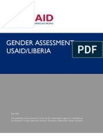 Liberia Gender Assessment 508