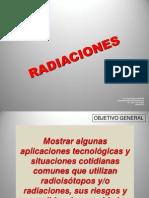 HUGO MARTIN ATOMICA CORDOBA APLICACIONES COTIDIANAS DE LAS RADIACIONES