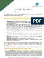 Oferta Comuna Ianuarie 2012
