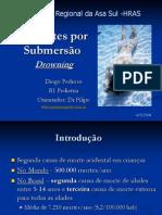 Acidentes por submersão