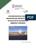 Guía Autorización Ambiental Integrada
