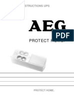 Manual Protect Homege En