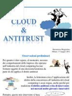 Cloud Antitrust Maggiolino