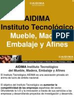 AIDIMA Instituto Tecnologico Mueble Madera Embalaje y Afines