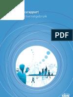 Onderzoeksrapport 'Trends in Internetgebruik'