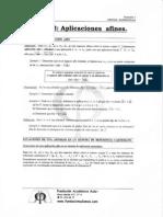 Apuntes Álgebra Lineal y Geometría I 'Fundación Académica Aula+'