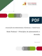 Rede Pedonal Principios de Planeamento e Desenho Marco2011